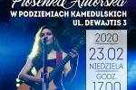 Niedziela 23 II 2020 g. 17:00 GABRIELA KUNDZIEWICZ PODZIEMIE KAMEDULSKIE