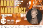 ADAM MAKOWICZ – recital czwartek 11 października 2018 godz. 19:00 Podziemie Kamedulskie w Lesie Bielańskim, ul. Dewajtis 3