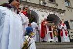 9 KWIETNIA 2017  Niedziela Palmowa czyli Męki Pańskiej Msza św o 11 i 13