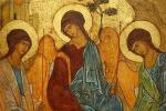30 maja 2021 Uroczystość Najświętszej Trójcy
