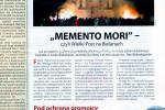 MEMENTO MORI - czyli Wielki Post na Bielanach